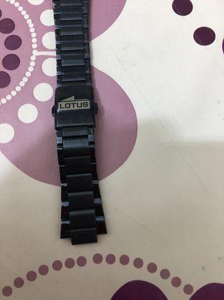 pulsera reloj