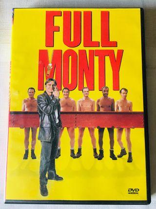 Dvd Full Monty