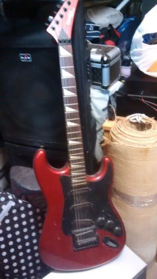 Guitarra Talmus Strato Stage Series