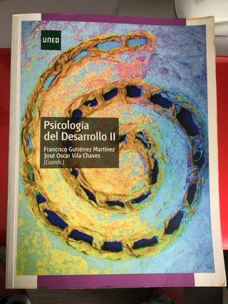 Libro de Psicología del Desarrollo II UNED