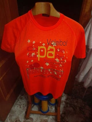 camiseta de. voley talla M