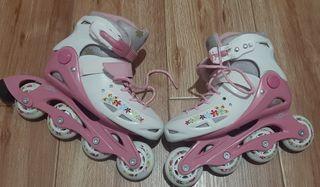 patines niña 31-34