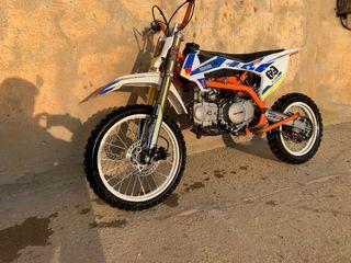 PITBIKE MONSTERPRO 140cc