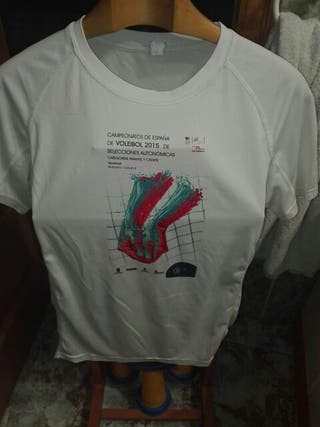 camiseta de voley, 2015