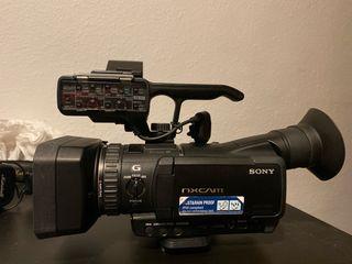 Sony nx cam disco duro 96gb