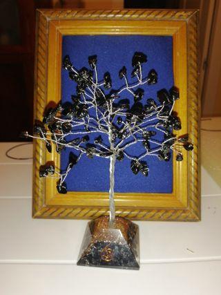árbol de la vida con orgánica