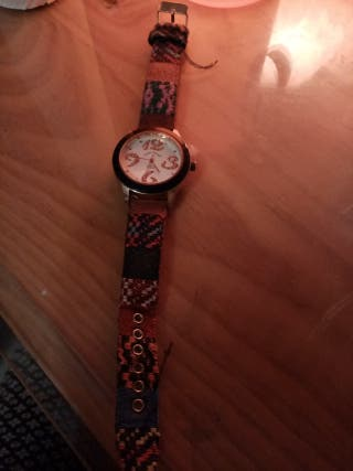 Reloj hippie