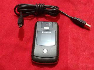 Móvil Motorola vintage