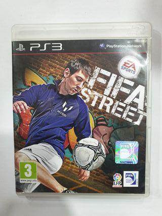 PS3 JUEGO FIFA STREET