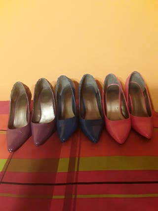 Zapatos nuevos.(.9E par.
