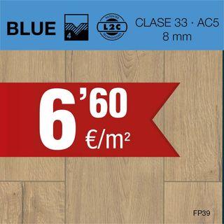 Floorpan suelo laminado AC5/8 MM
