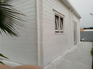 Casas de madera en venta