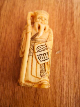 dios de marfil