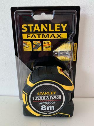 Flexometro Stanley Fatmax 8 metros