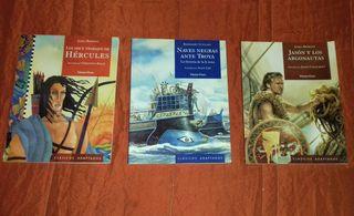 Libros juveniles de la mitología griega