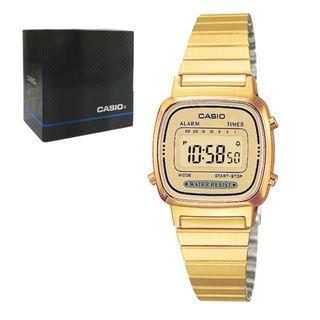 Casio Retro - Reloj para Mujer