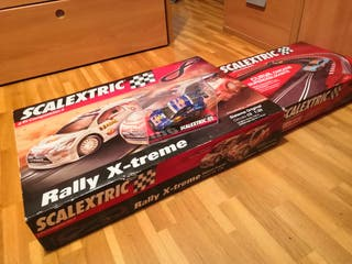 pack Scalextric completo