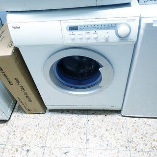 oferta lavadora haier 90€ con garantía