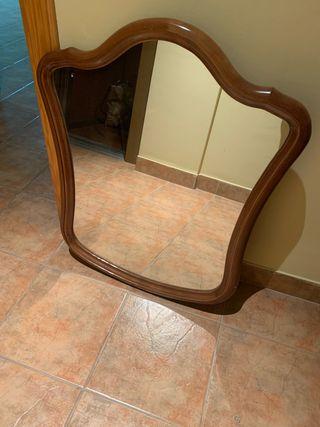 Espejo estilo antiguo perfecto estado