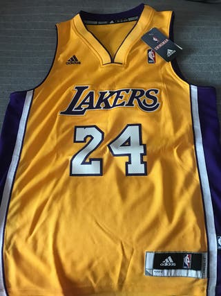 Camiseta Lakers original Kobe Bryant Adidas