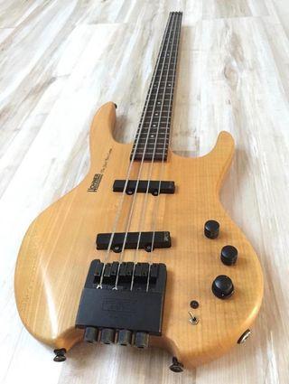 Bajo Electrico Hohner, The Jack Bass Custom