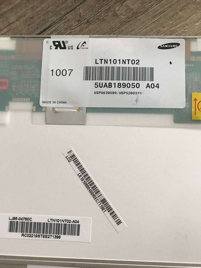 Componentes Acer Aspire One