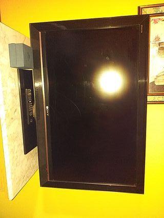 televisor muy cuidado 42 pulgadas