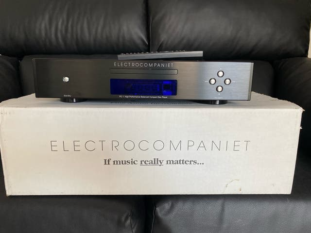 Electrocompaniet pc1 cd