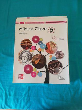 Libro de Música de Secundaria