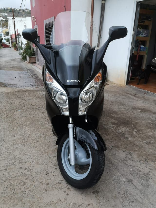 MOTO HONDA SWING 125