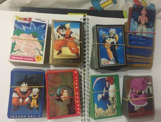 Dragon Ball Z cromos cards lamincards