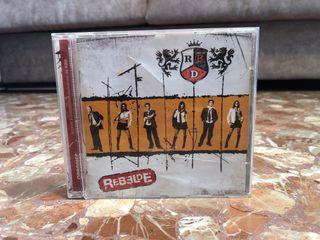 CD REBELDE DE RBD