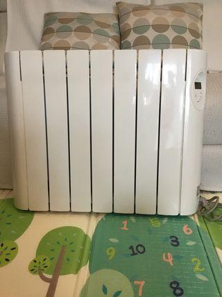 Emisor térmico aluminio de fluido 1200 W