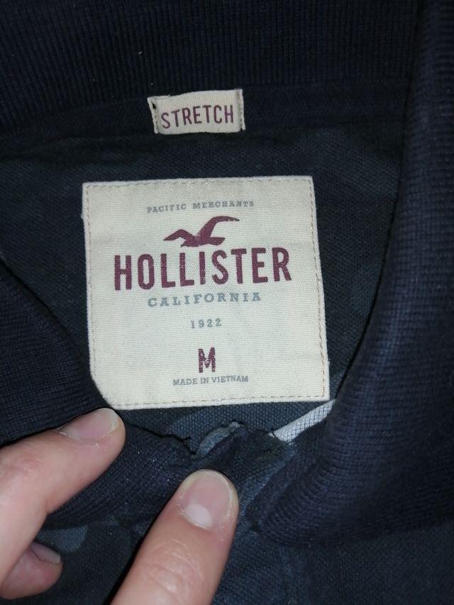 Polo Hollister Talla M