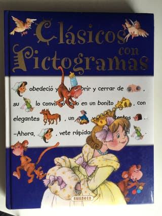 Libro de cuentos para niños.