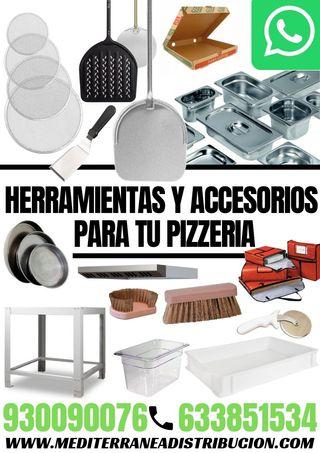 ACESORIOS X PIZZA -PAN- HORNO