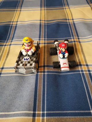Coches Mario Kart SCX