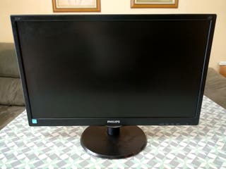 Philips Monitor PC LED 22 pulgadas.