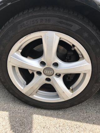Llantas 16p 5*112 Audi