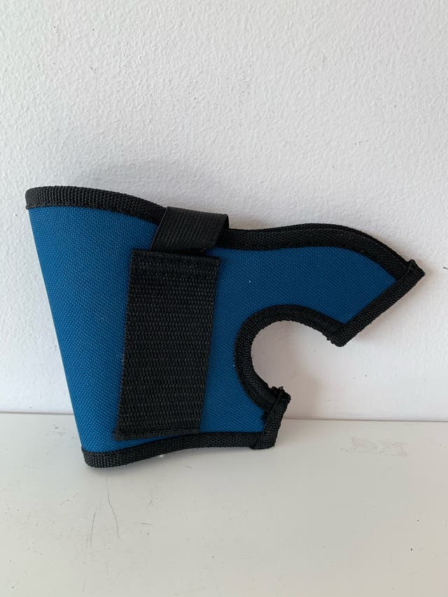 Soporte cinturón taladro Bosch 12v