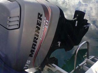 Motor Barco Mariner 115cv 4t