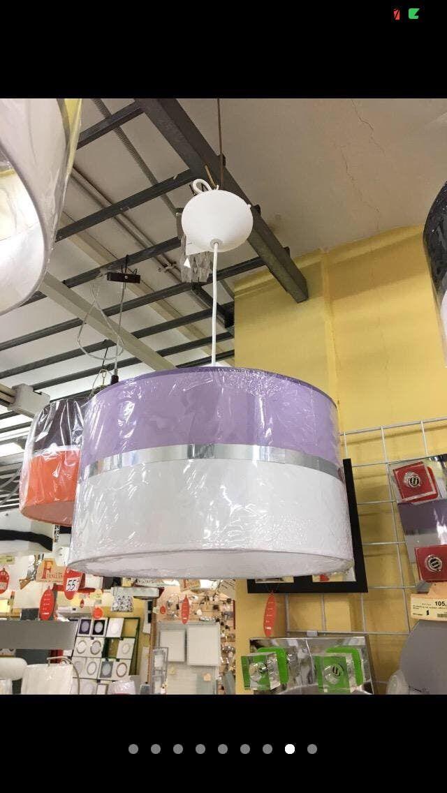 Lámpara colgante de techo OFERTA