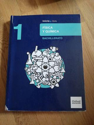 Física y química Bachillerato 1 Oxford Education