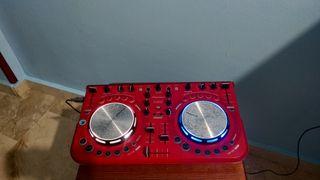 MESA DJ PROFESIONAL PIONEER DDJ WEGO 2