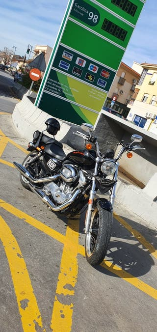 Harley Davidson sporster superlow xl 883