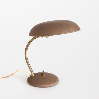 Lámpara flexo. Vintage. Francia, años 50