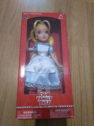 Alicia muñeca