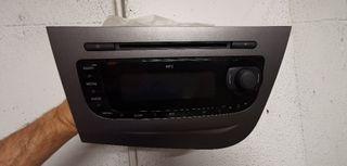 Radio CD seat león 2010