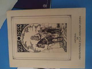 Historia de Abindarraez y la Hermosa Jarifa