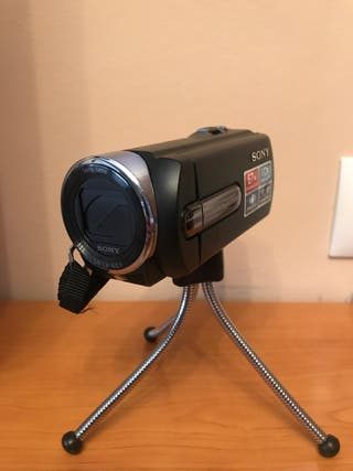 Sony handycam dcr-sx21e cámara de video